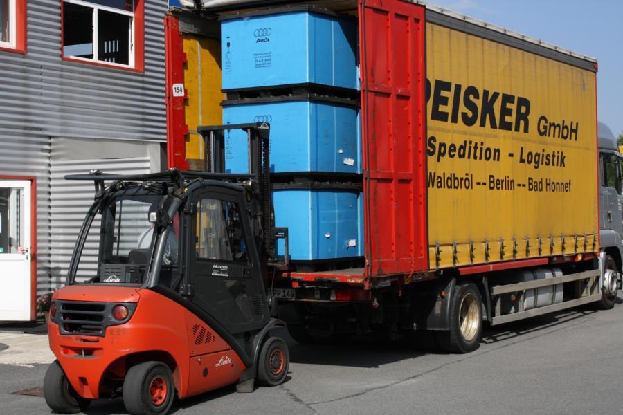 Aktuelle Stellenausschreibungen der Peisker Logistik GmbH