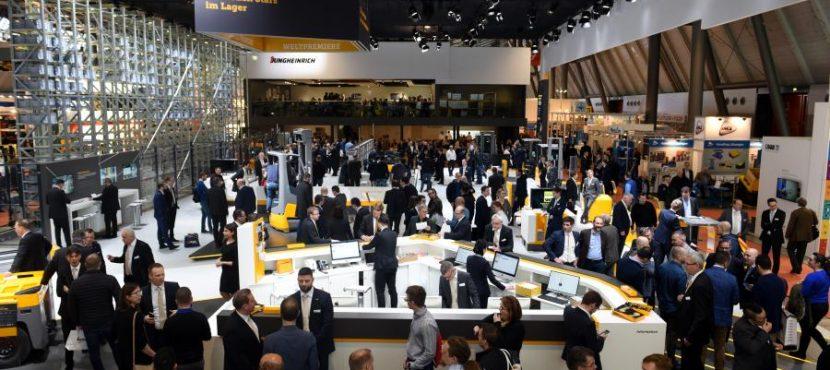 Die Peisker Logistik GmbH auf der LogiMAT 2015