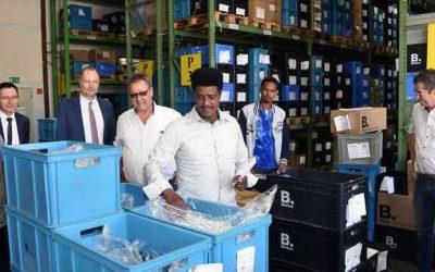 Peisker Logistik mit Modellprojekt für Flüchtlingsintegration